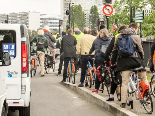 Etude : se rendre au travail à vélo réduit votre risque de mortalité