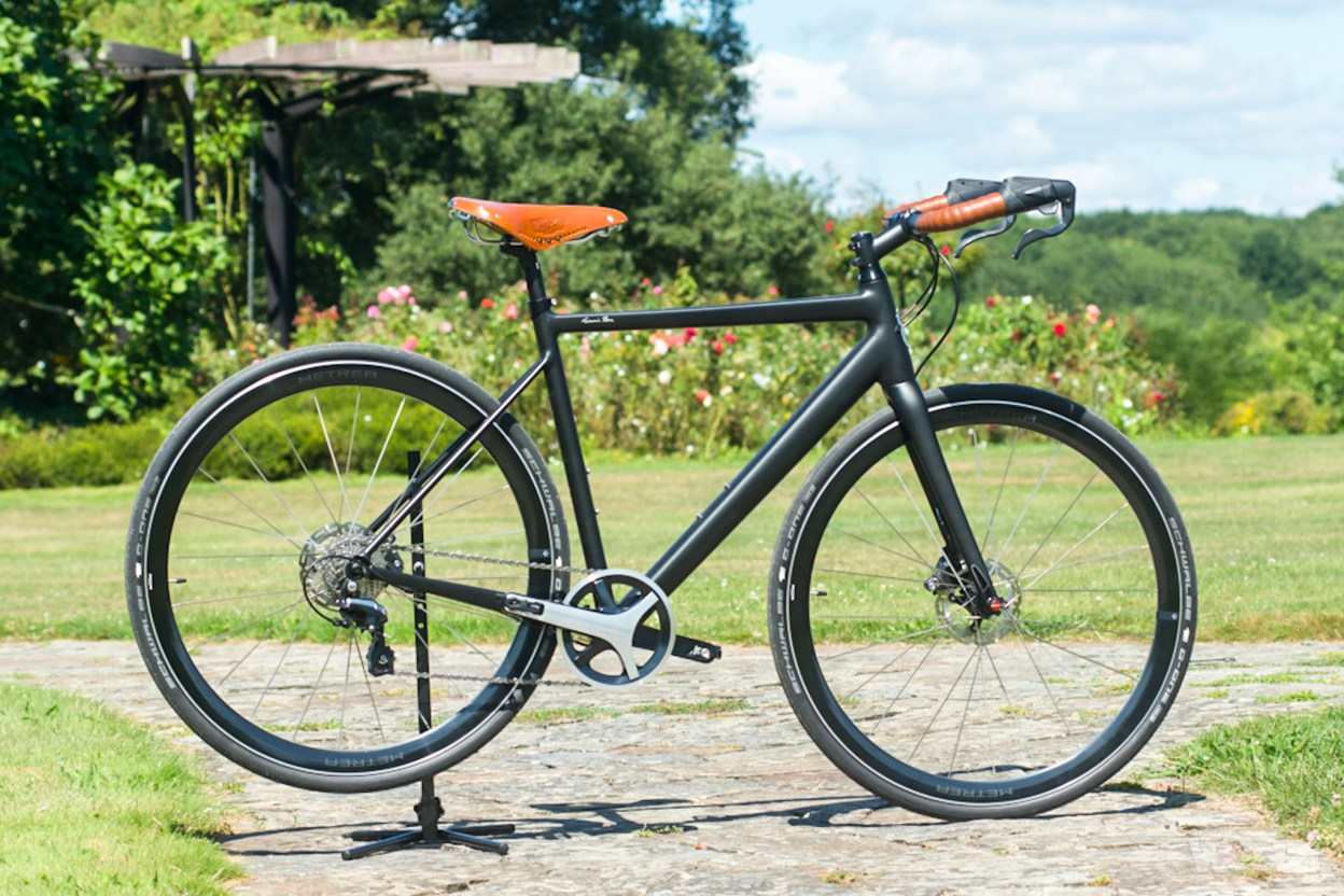 [Test] Rose Edelrose Metrea, vélo urbain sportif vintage