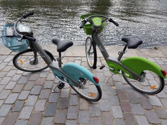 Le Vélib nouveau est arrivé