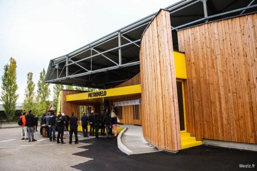 Weelz Inauguration Technicentre Metrovelo Grenoble 8748