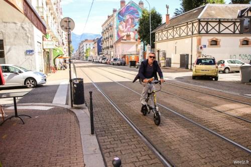 Weelz Inauguration Technicentre Metrovelo Grenoble 8821