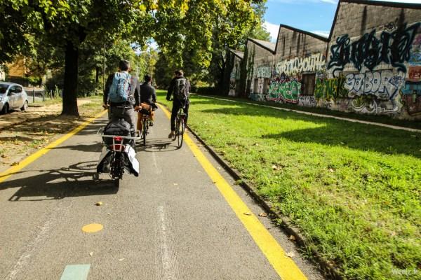 Voie cyclable express, des exemples en France et ailleurs