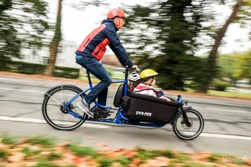 Weelz Test Douze Cycles V2 Velo Cargo Biporteur 5821