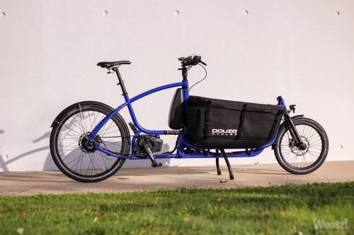 Weelz Test Douze Cycles V2 Velo Cargo Biporteur 8876