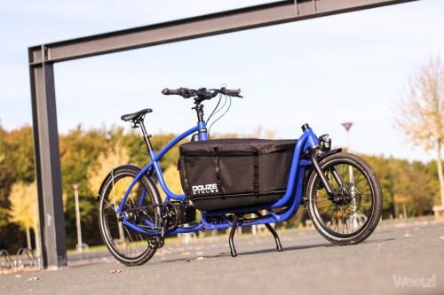 Weelz Test Douze Cycles V2 Velo Cargo Biporteur 8929