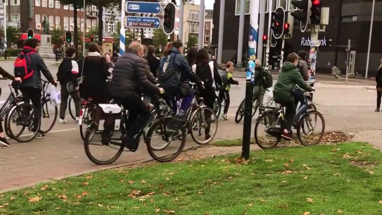 Le Nudge pour influer sur le comportement des cyclistes