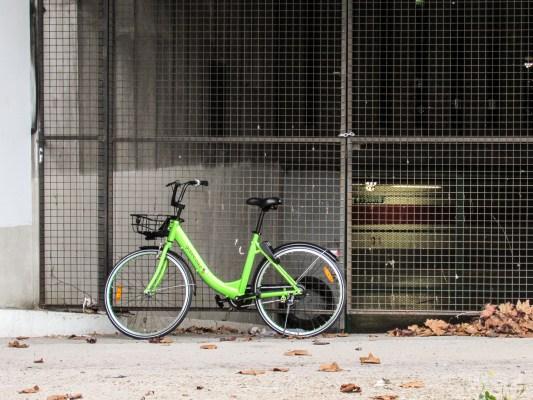 Free floating : les ratés de Gobee Bike à Reims et Lille