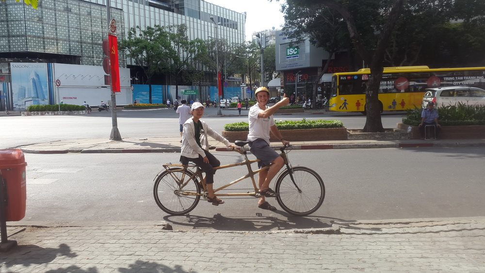 Mekong Plus Cycling Tour, de Bruxelles à Paris pour une bonne cause