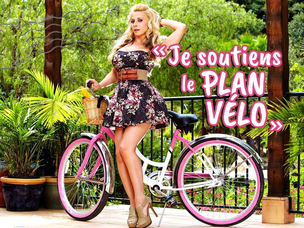 Plan vélo national, envoi une carte postale à ton élu !