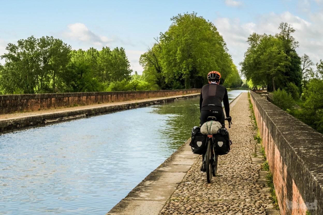Canal des 2 mers à vélo, un petit tour entre Bordeaux et Toulouse - Ep. 3