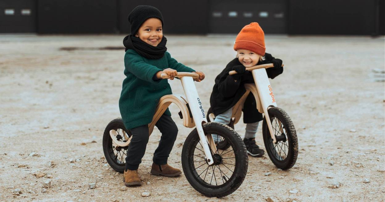 NewbornRiders, la boutique des minots à vélo