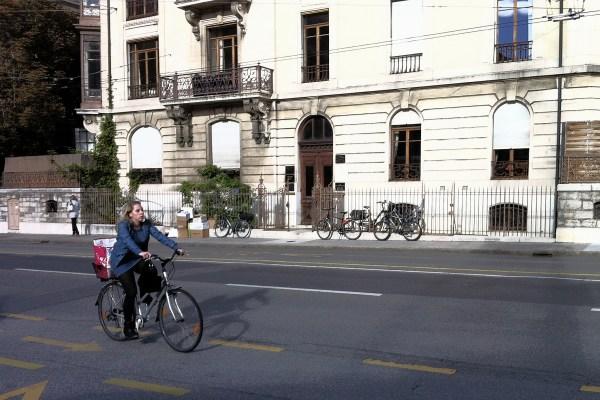 Suisse : le vélo est entré dans la constitution