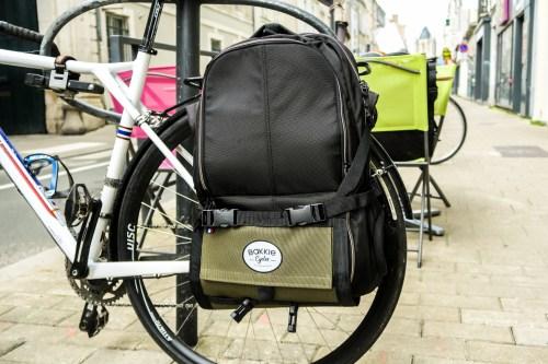 Weelz Test Sacoche Velo Bakkie Cycles 0638