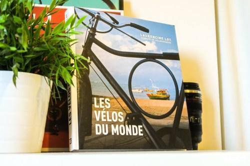Weelz Lecture Livre Les Velos Du Monde Laurencine Lot 2239