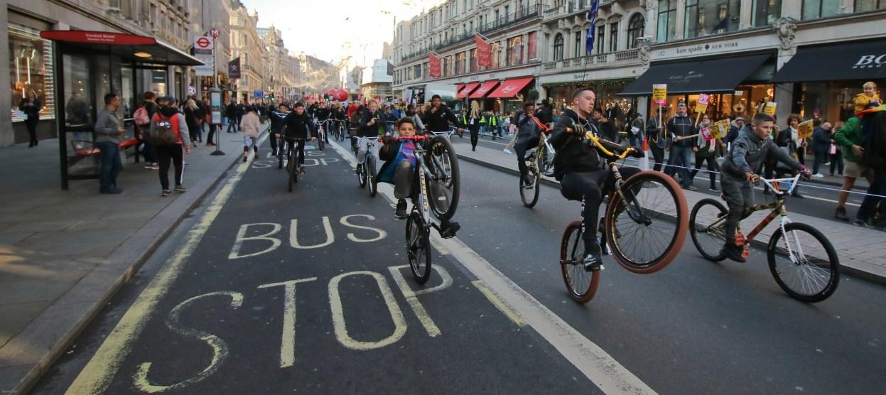 Bikestormz, le vélo pour lutter contre la violence des plus jeunes