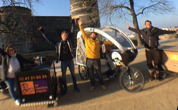 Congrès Boîtes à Vélo Angers :