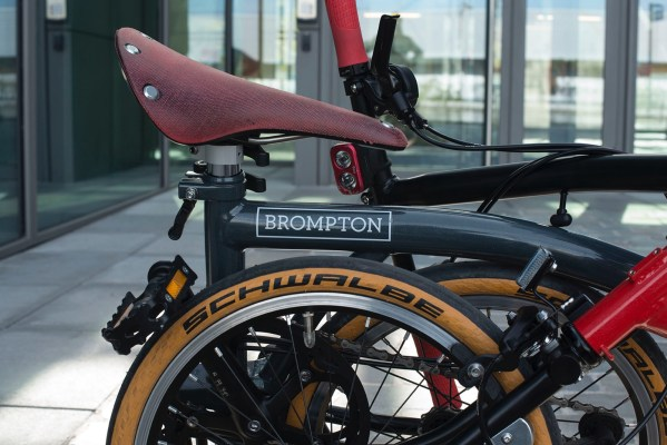 [Test] le vélo pliant Brompton, version CHPT3