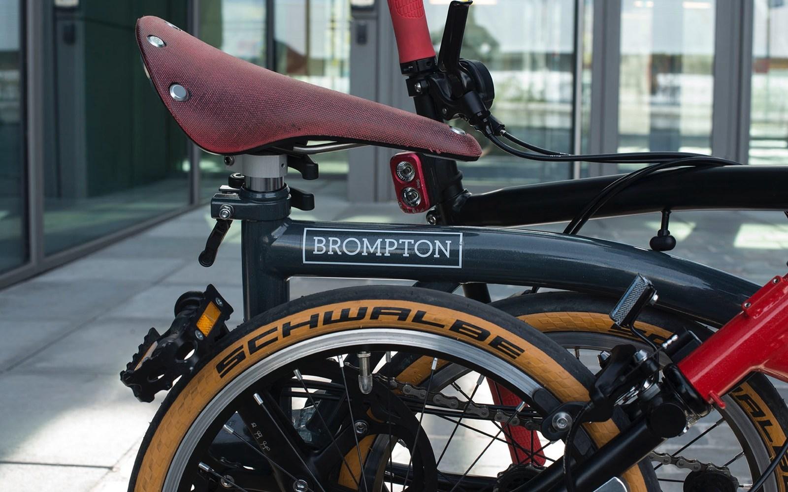 [Test] le vélo pliant Brompton, version CHPT3