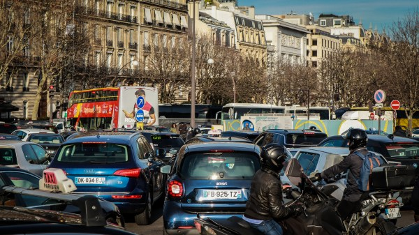 Automobiliste en ville, ou l'art de perdre son temps