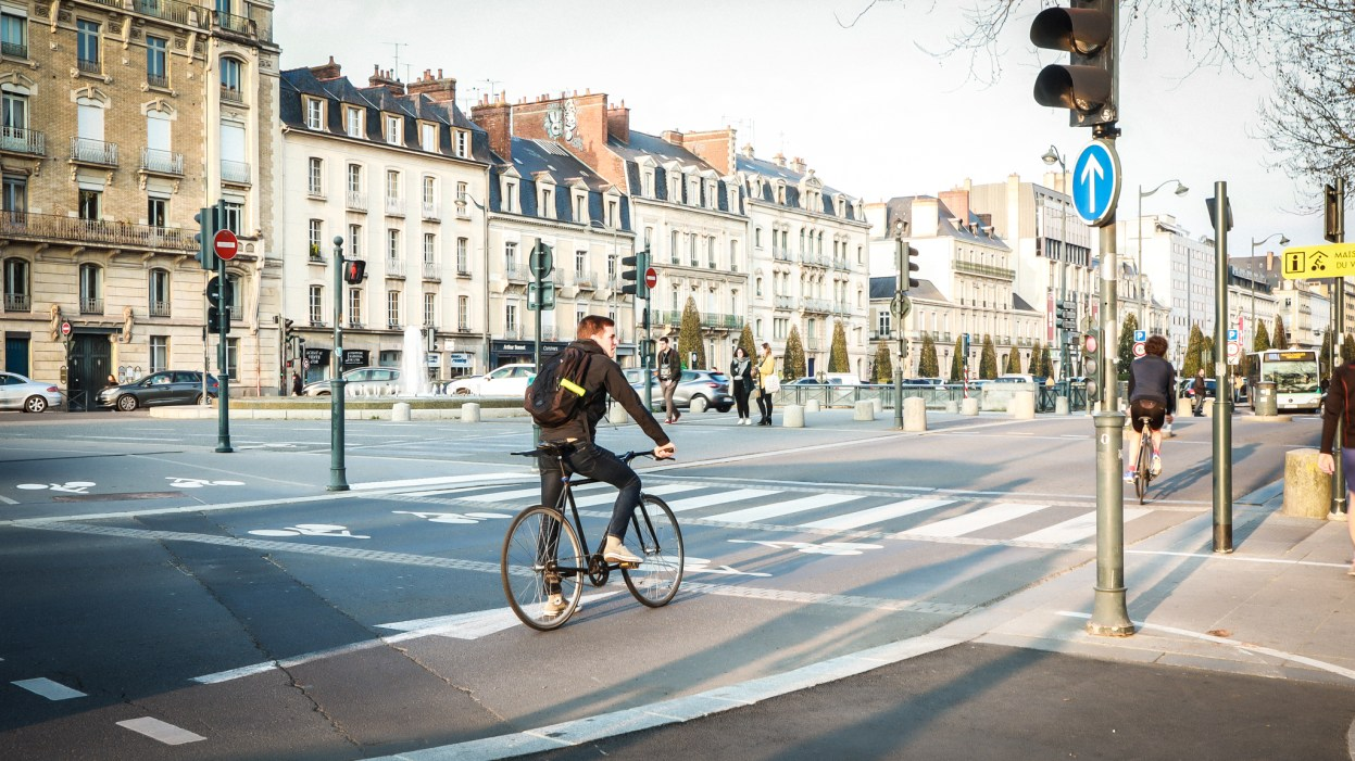 Vélo et déconfinement, ces villes qui veulent changer de braquet