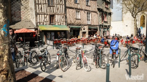 Weelz Rennes Velo Urbain Cycliste In Out Mobilites 3900
