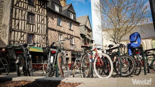 Weelz Rennes Velo Urbain Cycliste In Out Mobilites 3902