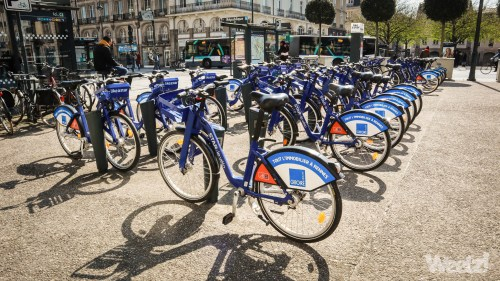 Weelz Rennes Velo Urbain Cycliste In Out Mobilites 3934