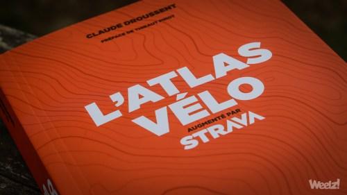 Weelz Livre Lecture Atlas Velo Strava Claude Droussent 2019 6251