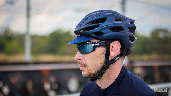 Casque KASK Mojito X et lunettes KOO Open