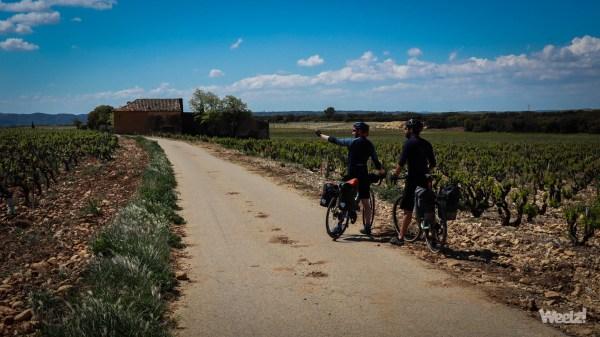 ViaRhôna 2019 Ep. #2, vélo tourisme en longeant le Rhône