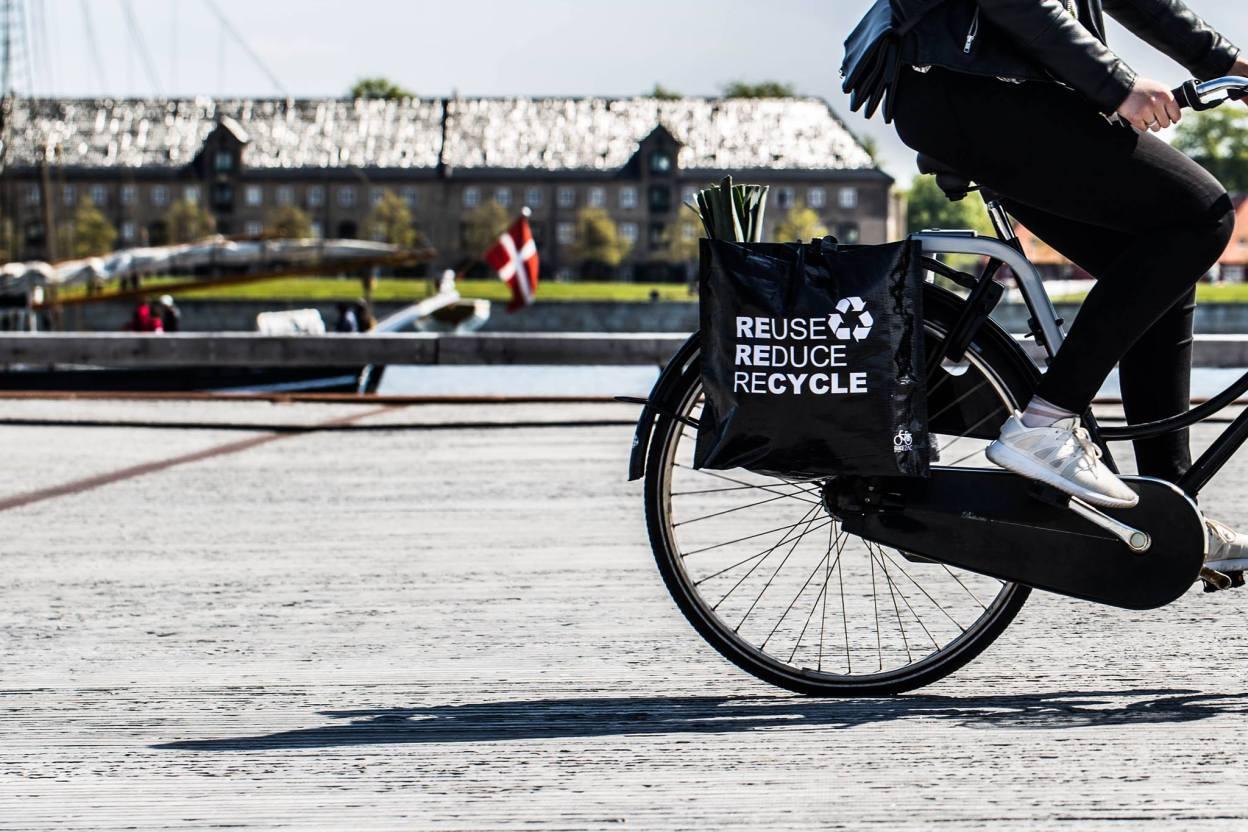 [Test] Bikezac : le sac de courses / sacoche vélo bien pratique