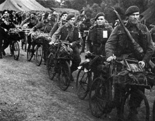 D-Day, des vélos ont aussi débarqué en Normandie le 6 juin 1944