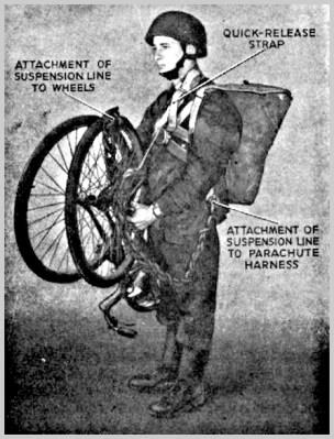 Parachute Bike A