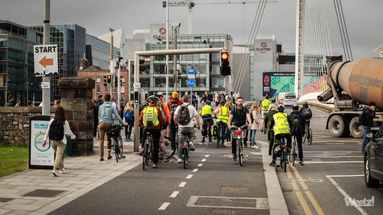 Velo-City 2019 Dublin, le vélo pour la postérité