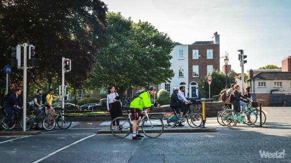 Dublin face à un challenge vélo immense