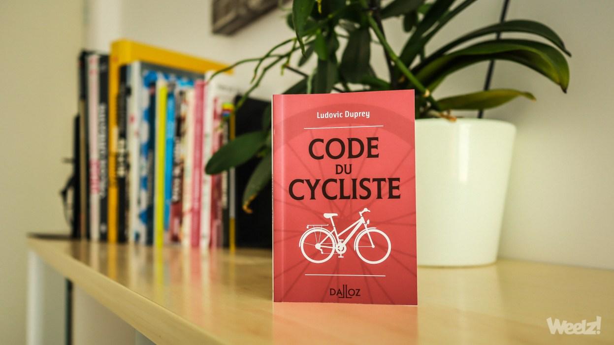 [Lecture] Code du Cycliste, connaitre et faire valoir ses droits à vélo