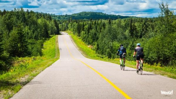 Grand Tour Desjardins 2019, cyclotourisme au Québec