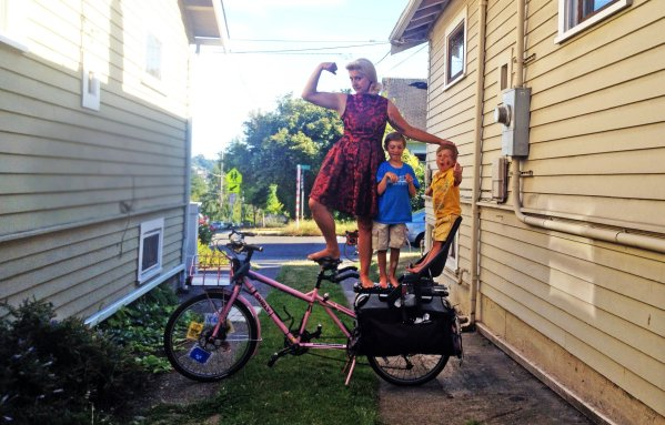 Motherload, nouveau trailer du documentaire sur le vélo cargo aux US