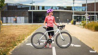 [Test] Frog Bikes 70, un vélo route enfant polyvalent