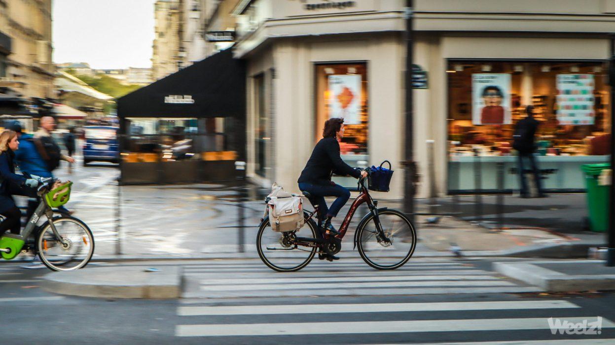 Île-de-France: Une prime de 500€ pour l'achat d'un vélo électrique