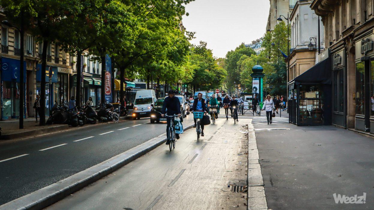 Construisez des pistes cyclables et les cyclistes viendront