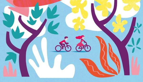 [Interview] Les petits vélos de Clod l'illustrateur