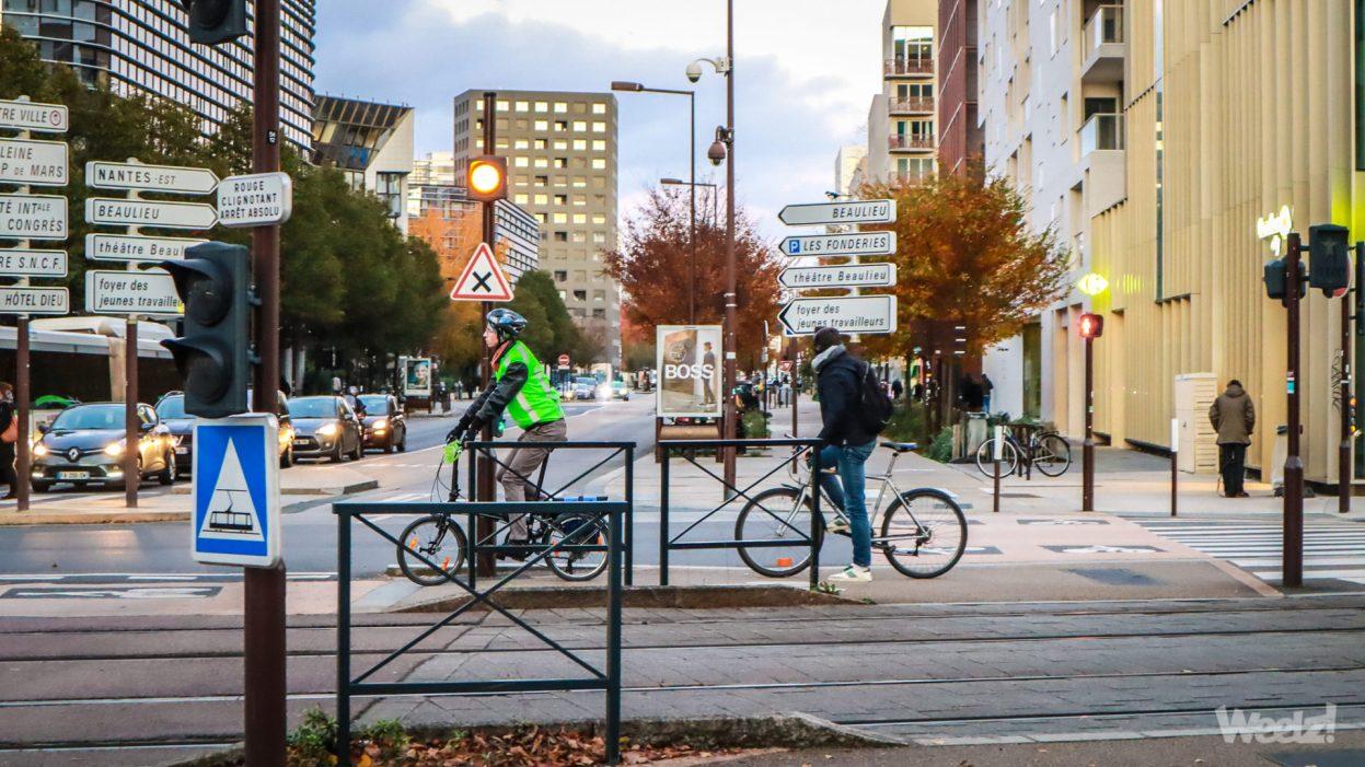 Le Gouvernement sommé de reconnaître le vélo comme mode de déplacement