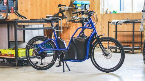 Weelz Test Velo Cargo Huppe Bike La Rochelle 2798