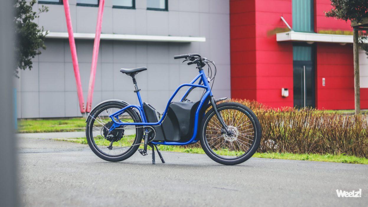 Huppe Bike, le centriporteur compact est désormais commercialisé