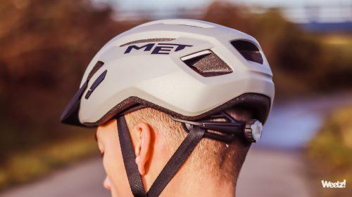 Weelz Test Casque Velo Met Helmets Vinci Allroad 2020 2331