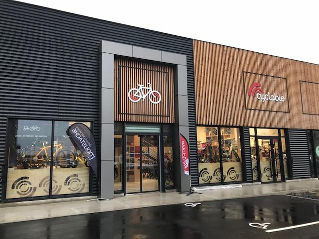Réseau Cyclable, des magasins pour le vélo à vivre en ville, en voyage et  en famille