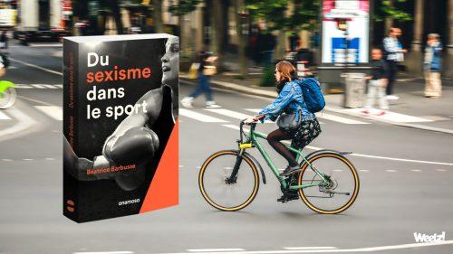 Weelz Velo Cycliste Urbain Paris 2020 4331 Sexisme Transport