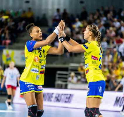 Metz Handball Jupe 1