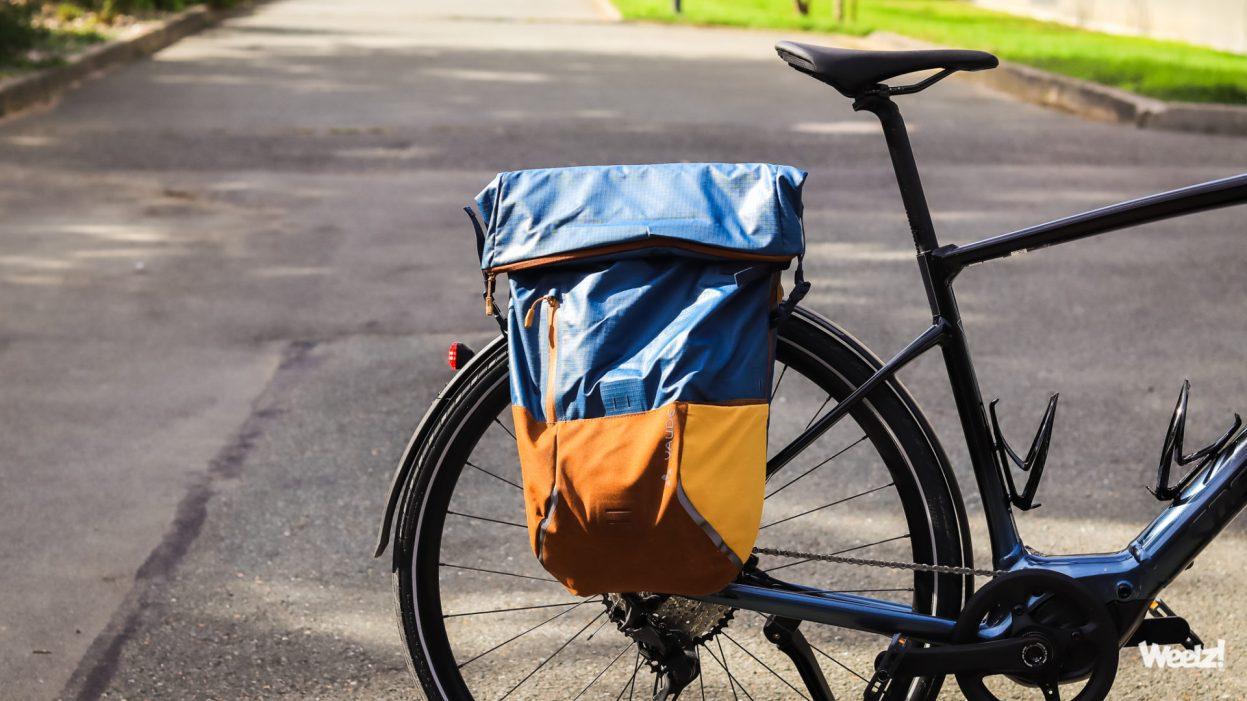 Sac vélo convertible Vaude CityGo Bike 23